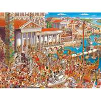 Ancient Rome - triangular - 1500pc