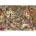 Market Place - Triangular Box - 1000pc