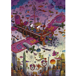 Fly With Me - Triangular Box - 1000pc
