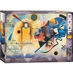 Kandinsky - Yellow Red Blue - 1000pc