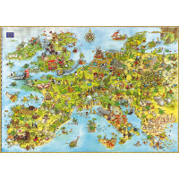 United Dragons Of Europe - 4000pc