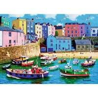 Happy Days - Tenby - 1000pc