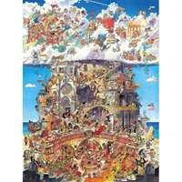 Heaven and Hell -1500pc