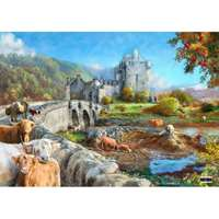 Highland Morning - 1000pc