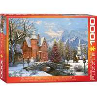 Holiday Lights - Davidson - 1000pc