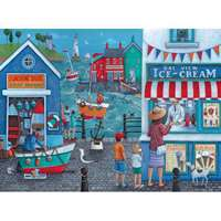 Icecream on the Seaside - 500pc