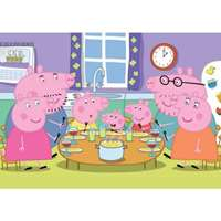 Peppa Pig 35 Piece Asst B - Family Dinner