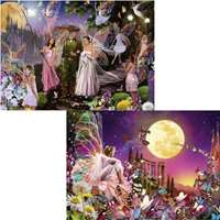fairy weddings and dreams - 2 x 500 piece