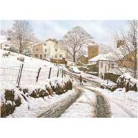 Around Britain - Newchurch - 1000pc