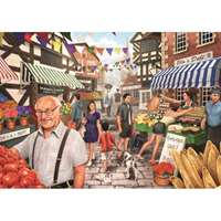 Market Day - 1000pc