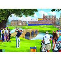 The 18th Hole - 500pc