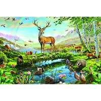 Wildlife in Spring - 1500pc
