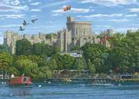 Around Britain - Windsor - 1000pc