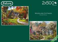Woodland Cottages - 2x500pc