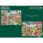 Sixties Summer Fete - 2x1000pc