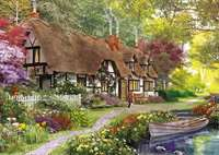 The Carpenters Cottage - 1000pc