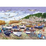 Around Britiain - Mousehole - 1000pc