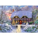 The Writers Cottage - 1000pc