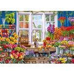 Floras Flower Shoppe - 1000pc