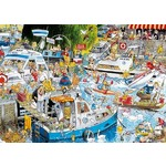 Graham Thompson - Cruise - 1000pc