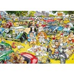 Graham Thompson - Picnic - 1000pc