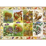 Seasonal Wildlife - 1000pc
