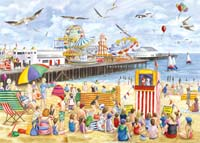 Clacton-on-Sea - 1000pc