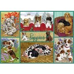Happy Puppies - 500pc