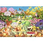 Autumn Garden - 1000pc