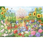 The Sunflower Garden - 1000pc