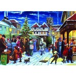 Christmas Market - 500pc