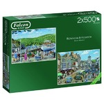 Bowness and Keswick - 2 x 500pc
