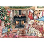 Christmas Cats - 500pc