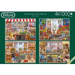 Your Favourite Shops - 4 x 1000pc
