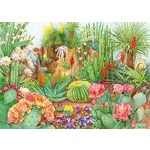 The Flower Show - Desert Plants - 1000pc