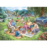 Birthday Picnic - 1000pc
