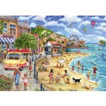 Seaside Promenade - Debbie Cook - 1000pc