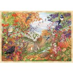 Autumn Hedgerow - 500pc