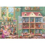 Dolls House Memories - 1000pc