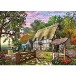 The Farmers Cottage - 1000pc