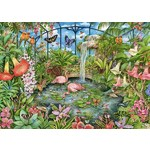 Tropical Conservatory - 1000pc