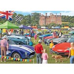The Car Show - 1000pc