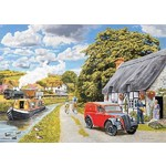 Parcel for Canal Cottage - 1000pc