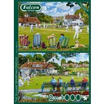 The Village Sporting Greens - 2 x 1000pc
