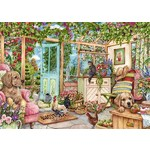 Country Conservatory - 1000pc