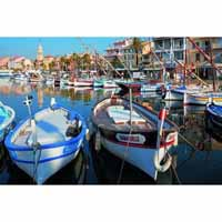 Harbour - Sanary-Sur-Mer 1500pc
