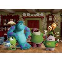 Disney Monster University - 50 Piece Asst C