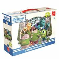 Disney Monster University 15 piece shaped puzzle