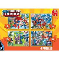 Superfriends 4 in 1
