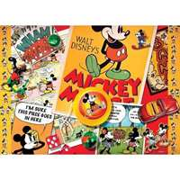 Mickey Mouse Retro Puzzle